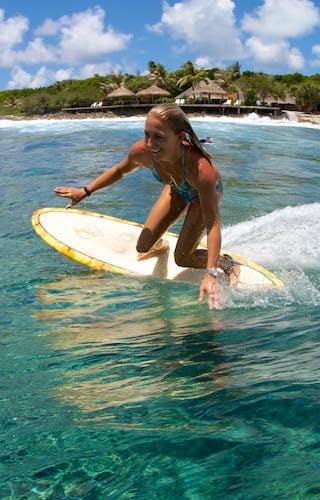 Richard Kotch Surfing Maldives