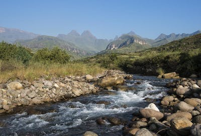 Midlands Scenery of Kwa-Zulu Natal