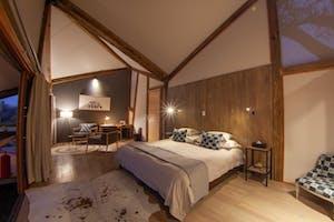 Splash Camp Bedroom