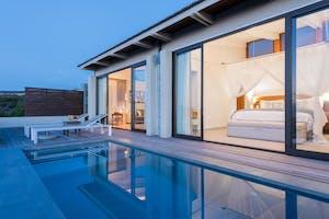 Grootbos private pool