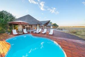 Nxai Pan Camp Pool