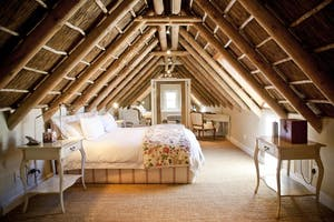Grand Dedale loft room