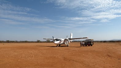 Bush Planes Are All Part Of The Adventure