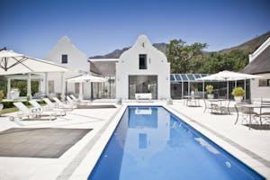 Swimming pool at Grand Dedale
