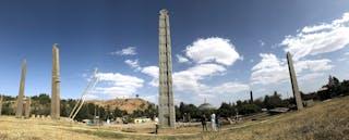 The Stelae at Axum
