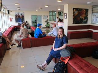 Nairobi Wilson Domestic Departure Lounge