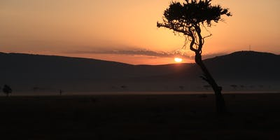 Sunrise Over The Plains In Mara North