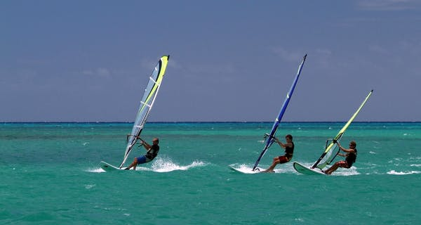 20 Degrees Sud Windsurfing