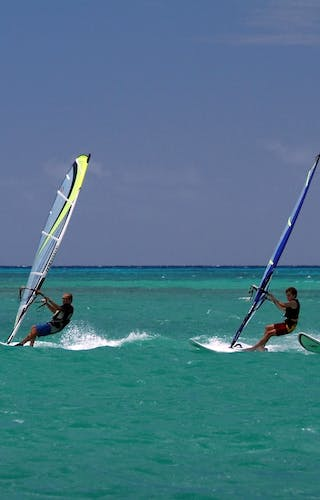 20 Degrees Sud Windsurfing