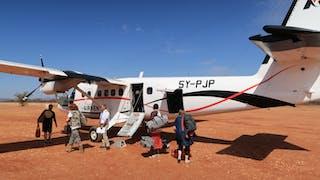 Air Kenya De Havilland Twin Otter