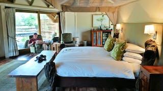 Safari Lodge Bedroom
