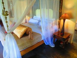 Lakaz Chamarel Bedroom