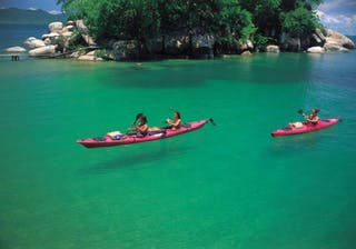 4A  Kayaking Watersports Lake Malawi