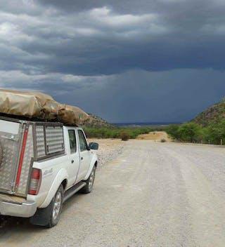 4X4 Self Drive Namibia