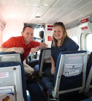 Inside The Air Kenya De Havilland Twin Otter