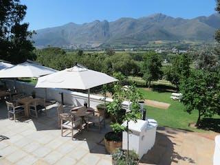 Mont Rochelle Wine Estate In Franschhoek