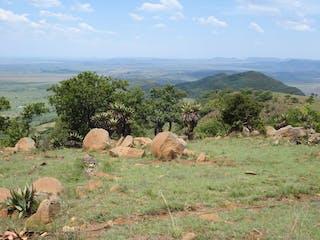 Sweeping Views From Spioenkop Hill