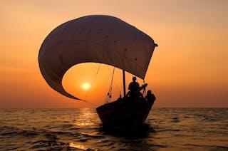 5  Dhow Boat Excursion Pumulani Lake Malawi