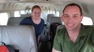 On Board The Cessna Caravan