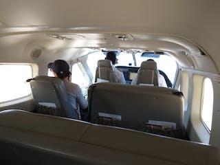 Inside The Cessna Caravan