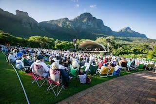 Summer Concert In Kirstenbosch