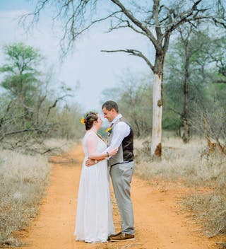A Garonga Bush Wedding Copyright Jeannie C Photography