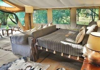A Bedroom At Il Moran