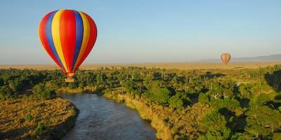 Angama Mara Flying Low