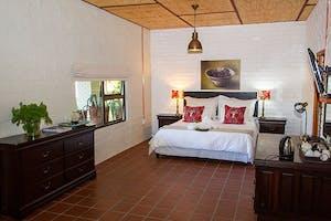 African Vineyard Bedroom