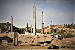 Aksum Stelae Field