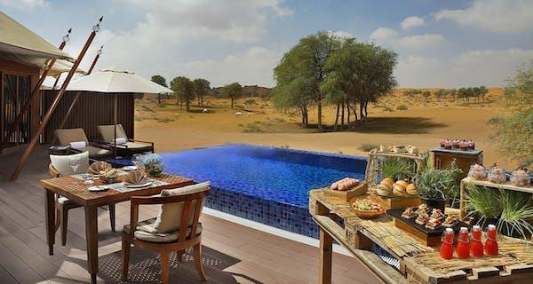 Al Wadi By Ritz Carlton Breakfast