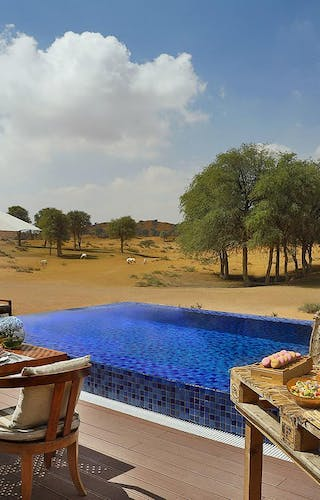Al Wadi By Ritz Carlton Breakfast