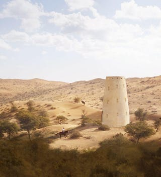 Al Wadi By Ritz Carlton Horse Riding