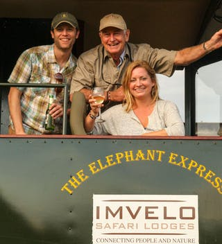 All Aboard The Elephant Express