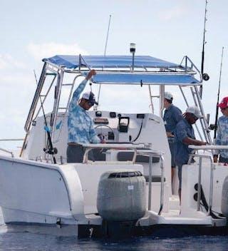 Alphonse Game Fishing Boat
