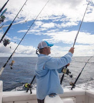 Alphonse Game Fishing