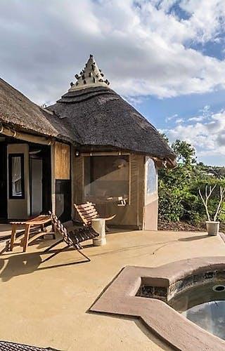 Amakhala Safari Lodge Plunge Pool