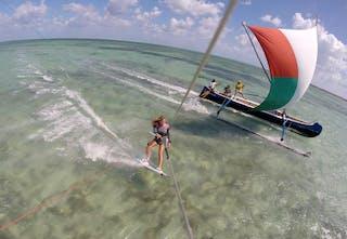 Anakao Ocean Lodge Windsurfing