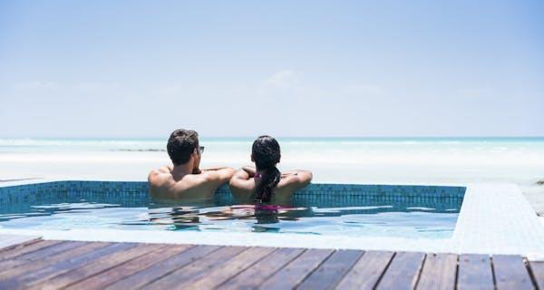 Anantara Medjumbe Villa Plunge Pool
