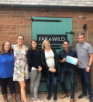 Andy From Azura Visits Far Wild