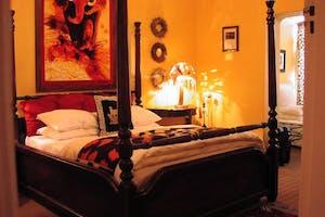 Annies Cottage Bedroom