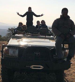 Arzhang Family Safaris