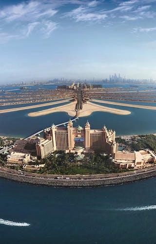 Atlantis The Palm Exterior