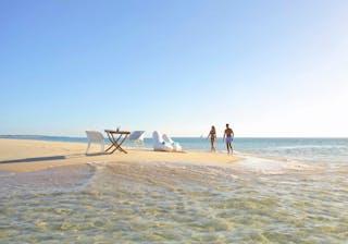 Azura Benguerra Island North Point Beach Picnic