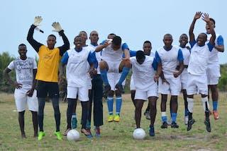 Azura Benguerra Community Soccer Team