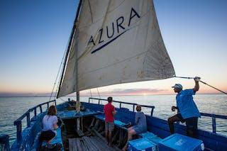 Azura Benguerra Dhow Sailing