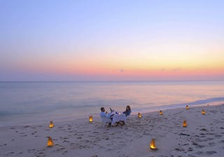 Azura Benguerra Romantic Dining On Beach
