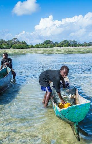 Azura Quilalea Fishermen