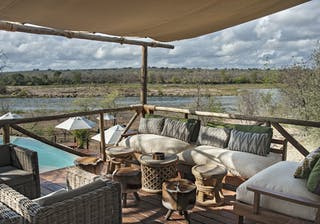 Azura Selous Lounge Lower Deck View To River