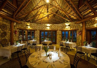 Bahia Mar Restaurant In Vilanculos